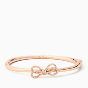 Kate Spade Bow Meets Girl Bangle